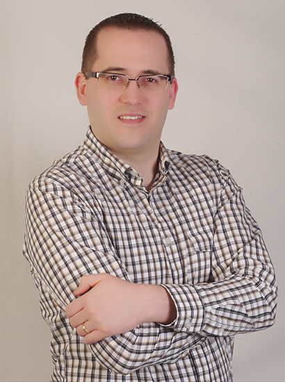 Jason Tipton - Technical Lead & Senior Frontend Developer - Photo