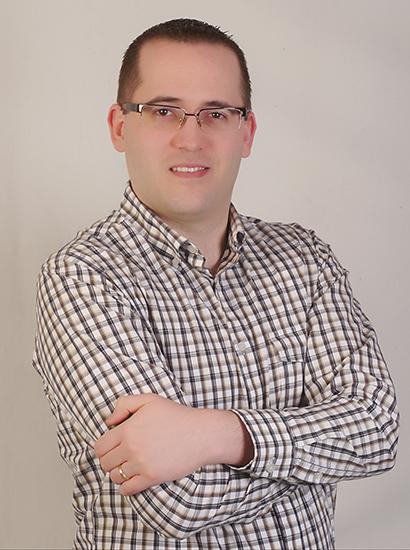 Jason Tipton - Technical Lead & Senior Frontend Developer - Photo