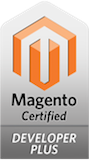 Ryan Miller - Certified Magento Backend Developer Plus Badge