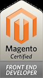 Jason Tipton - Certified Magneto Frontend Developer Badge