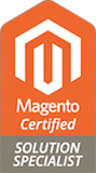 Jason Tipton - Certified Magento Solution Specialist Badge