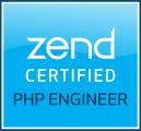 Kneight Reinagel - Zend Certified PHP Engineer Badge