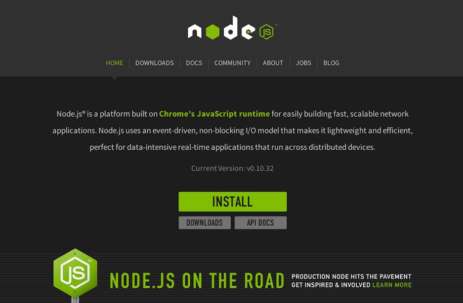 Node Js Download